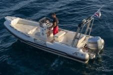 RIB Joker Boats Clubman 22 for hire
