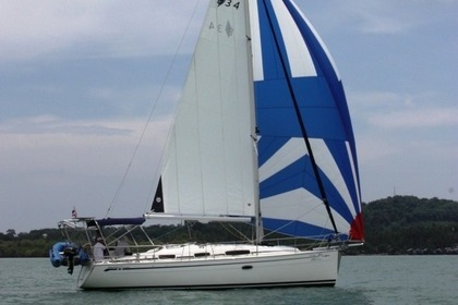 Charter Sailboat BAVARIA 34 CRUISER Phuket
