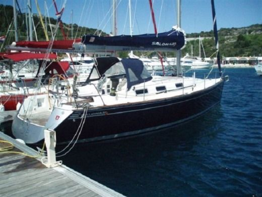 Ad Boats Salona 37 in Primošten for hire