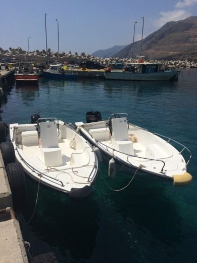 Motorboat Mare 5.5M 30Hp