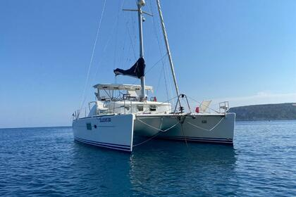 Location Catamaran Lagoon Lagoon 440 Vieste