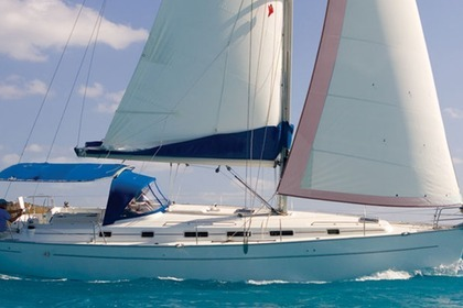 Hire Sailboat BENETEAU Cyclade 43.4 Split