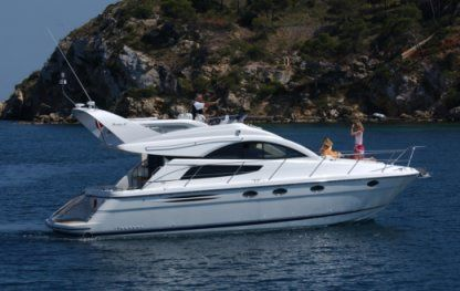Miete Motorboot Fairline Targa Phantom 40 Dubrovnik
