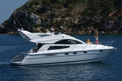 Rental Motorboat FAIRLINE Targa PHANTOM 40 Dubrovnik