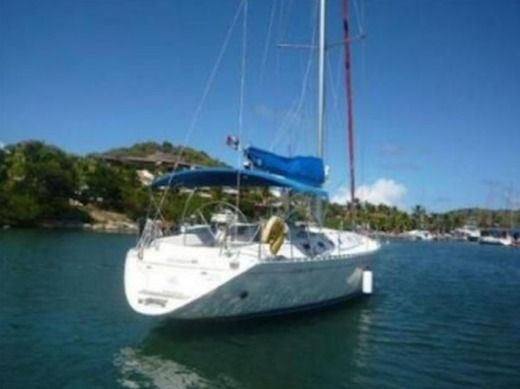 Dufour Dufour 50 in Pointe-a-Pitre for hire