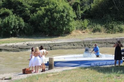 Charter Motorboat Scarab Well Craft Le Verdon-sur-Mer