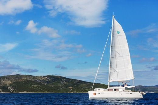 Beneteau Lagoon 450 in Dubrovnik for hire
