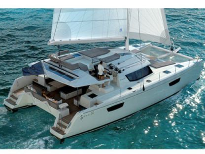 Location Catamaran Fountaine Pajot 50 Huahine