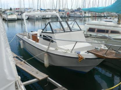 Charter Motorboat Jeanneau Leader Sciez