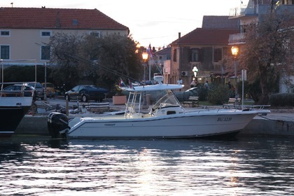 Rental Motorboat PURSUIT 3070CC Zadar