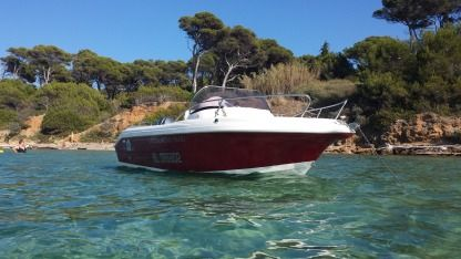 Miete Motorboot Pacific Craft Pacific Craft Diamond Head La Ciotat