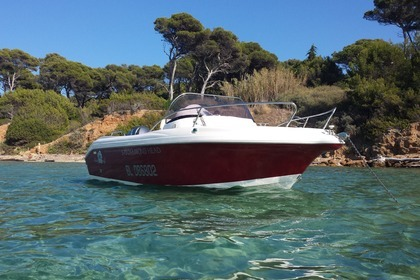 Rental Motorboat PACIFIC CRAFT PACIFIC CRAFT DIAMOND HEAD La Ciotat