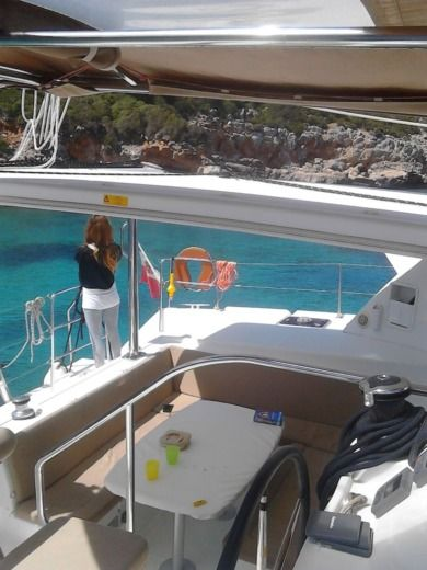 Location catamaran à Portisco entre particuliers