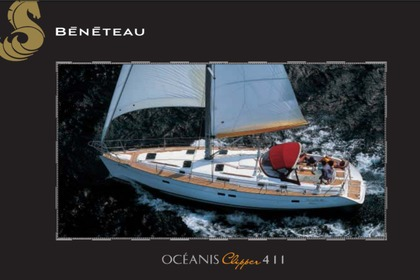 Charter Sailboat BENETEAU OCEANIS 411 Athens