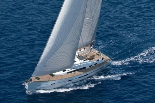 Sailboat Bavaria 56 Cruiser for hire