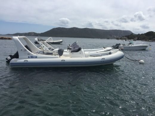 Gommone Zodiac Medline 3 da noleggiare