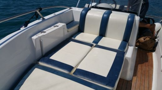Motorboat Quicksilver 5,5 Commander