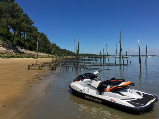 Location Jet-ski Sea Doo Gti 130 Arès