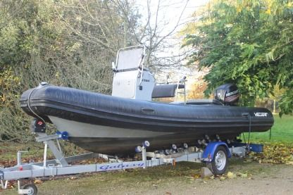 Location Semi-rigide Vaillant 580 Sport Fishing Theix