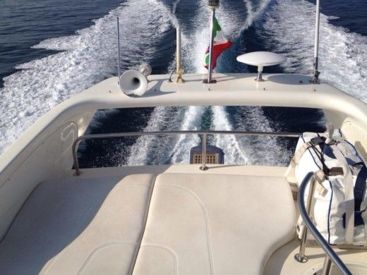 AZIMUT AZIMUT 42 in Rosignano Solvay, Livourne for hire