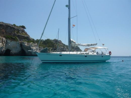 Jeanneau Sun Odyssey 45.2 in Alimos for hire