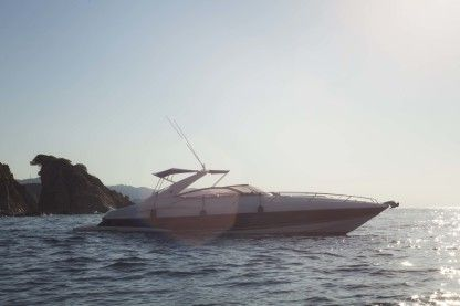 Rental Motorboat Sunseeker Superhawk 40 Blanes