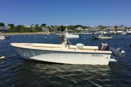 Charter Motorboat Jones Brothers 20' Center Console Nantucket
