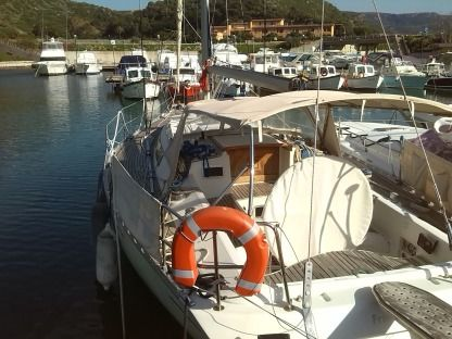 Charter Sailboat Beneteau First 38 Castelsardo