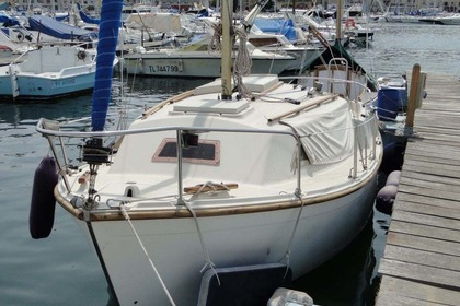 Hire Sailboat BENETEAU FORBAN MK2 Martigues