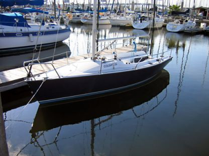 Rental Sailboat Colgate 26 Kemah