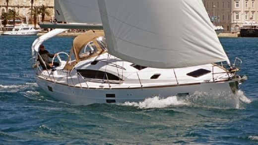 Elan 45 Impression in Split for hire