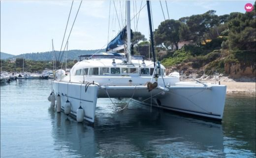 Location Catamaran Lagoon Lagoon 470 Ajaccio