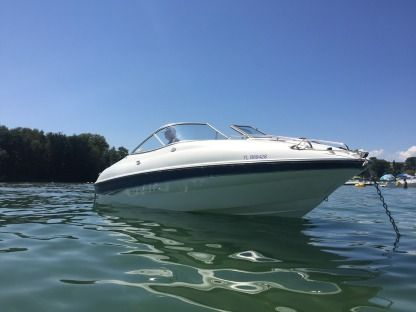 Charter Motorboat Bayliner 602 Sciez