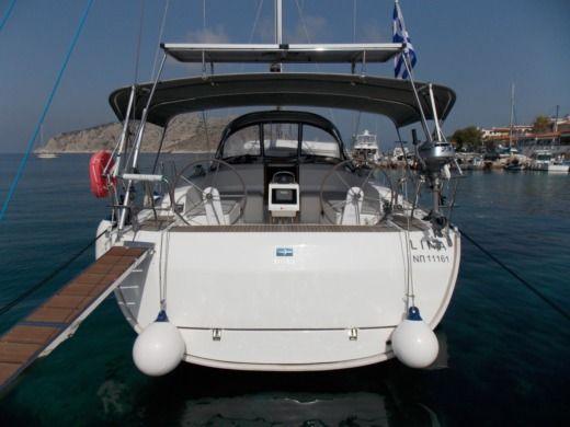 Bavaria Bavaria 46 Cruiser in Athens for rental