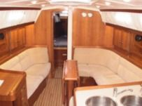 Sailboat Elan 40 Sd
