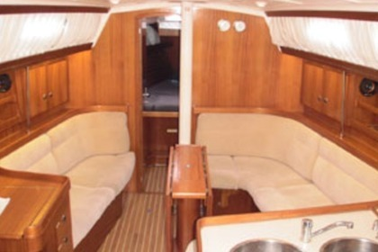 Hire Sailboat ELAN 40 SD Kavala