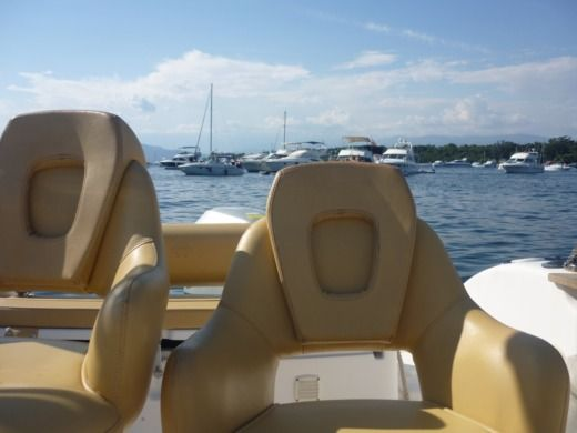 Motorboat Sessa Marine Key Largo 22 Deck for hire