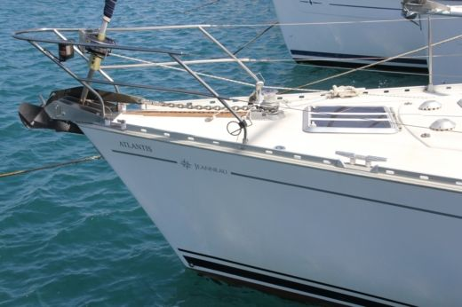 Sailboat  Sun Odyssey 52.2 Cabin for rental