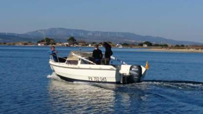Charter Motorboat Sir 5.60 Le Barcarès