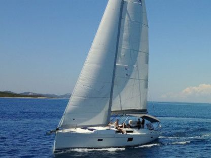 Rental Sailboat Hanse 455 Punat