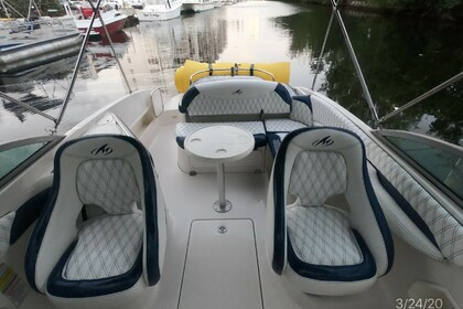 Rental Motorboat MONTEREY 253 North Miami Beach