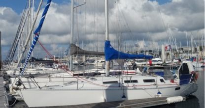 Charter Sailboat Kirie Feeling 1100 Brest