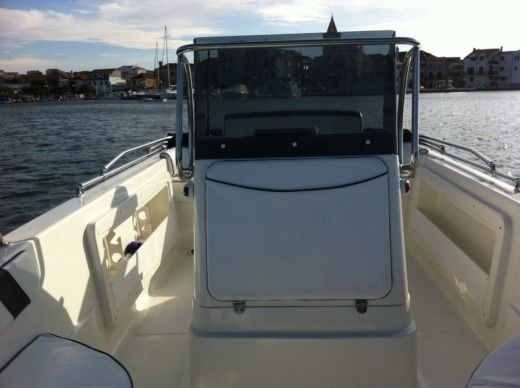 Motorboat Ag Nautica Srl Gs Nautica Open 580 for hire