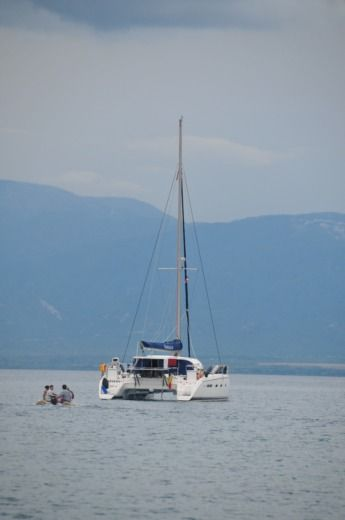 Catamaran NAUTITECH Nautitech 44 for hire