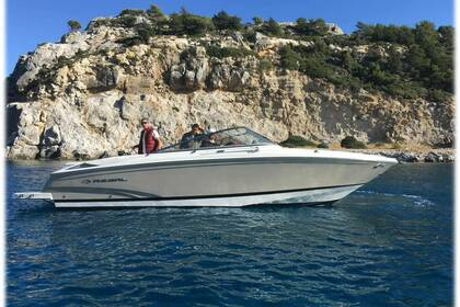 Verhuur Motorboot REGAL 2700 Rhodos