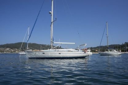 Charter Sailboat Bavaria 41 Exclusive Vigo