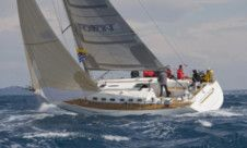 Beneteau First 47.7 in Lagos