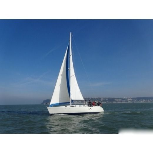 Beneteau First 38s5 in Le Havre for hire