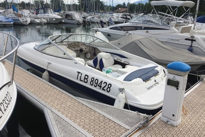 Miete Motorboot BAYLINER 602 Sciez
