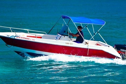 Charter Motorboat Olympic 600 Lefkada